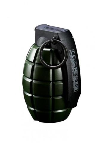 Stylebox green Remax RPL-28 Fast Charging 5000mAh Grenade Design Powerbank 8D2C7ACC71A8CFGS_1