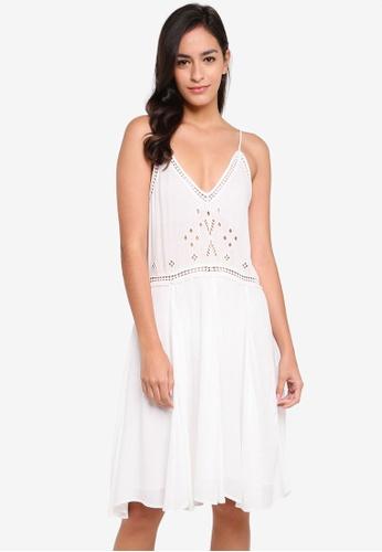 Y.A.S white Shorty Dress 2EA41AAA9DDE4EGS_1