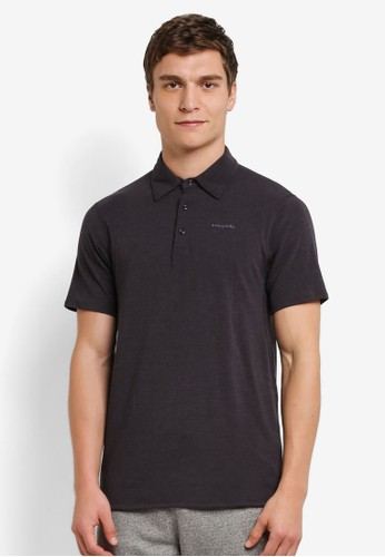 Patagonia black and multi Cactus Flats Polo PA549AA0RQBLMY_1