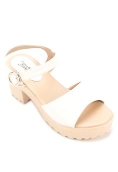 Fabia Heeled Sandals