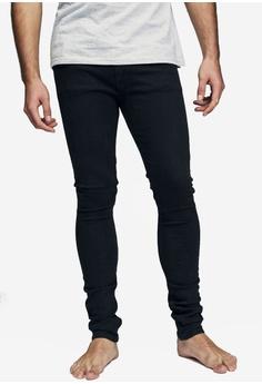 a7f1597db206 Cotton On black Super Skinny Jeans CO372AA59ZXWMY 1