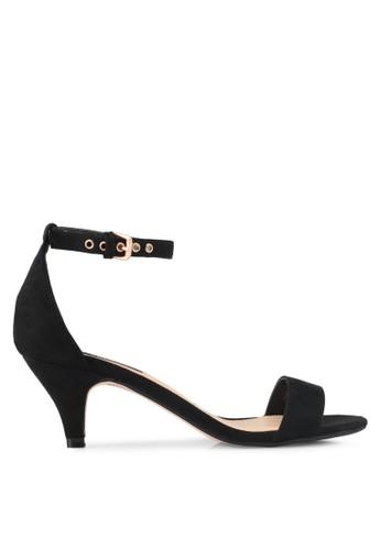 harga Ankle Strap Low Heels Zalora.co.id