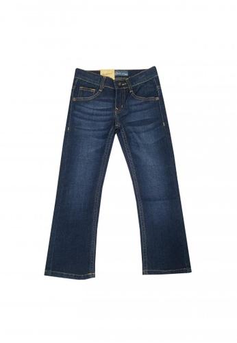 BOSSINI KIDS blue Denim Pants BA0C8KA4B0D11BGS_1