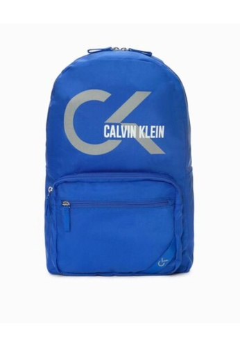 Calvin Klein Calvin Klein CK Men BALLISTIC REFLECTION BACKPACK 45 CM PH0339473 A0094ACD78C5AFGS_1