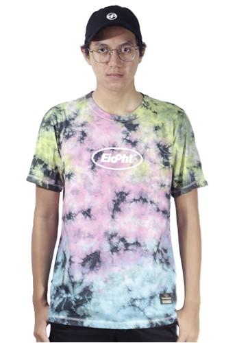 Eight Wardrobe n/a Eight's Pasta Tiedye T-shirt TM429 E1BA9AA69B10D3GS_1