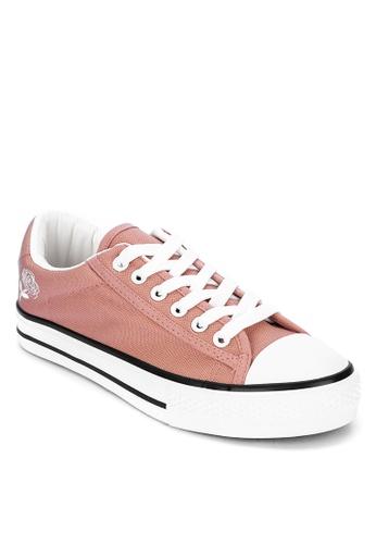 H2Ocean pink Weakener Sneakers 2F268SH02E3E3DGS_1