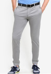 Boss Green grey Lukes 7-1 Pants BO516AA80MDJMY_1