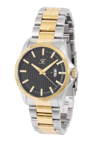 Teiwe Collection gold Moment watch Teiwe Collection TC-CL1004 jam tangan wanita - stainlles steel - silver-gold 3081EAC98E6ADFGS_1
