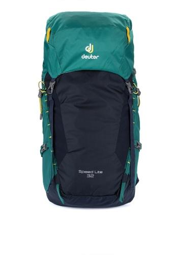 Deuter green Speed Lite 32 Day Hike Backpack 2018 7E695ACFCF6C58GS_1