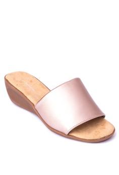 Daphne Wedge Slides