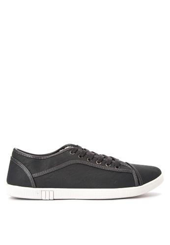 H2Ocean grey Mens Sneakers Lace up H2527SH0J9U6PH_1