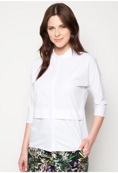 3/4 Length Sleeved Shirt