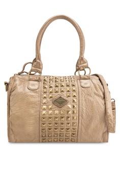 Double Handled Shoulder Bag