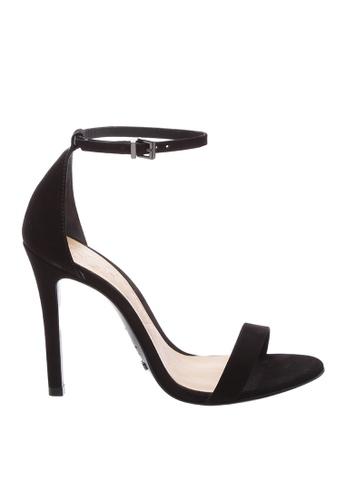 SCHUTZ 黑色 SCHUTZ 搭帶高跟涼鞋 - MAGNOLIA (黑色) 42843SH9AD423DGS_1