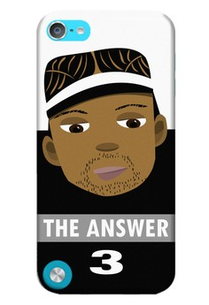 The Answer Hard Case for iPod Touch 5th gen