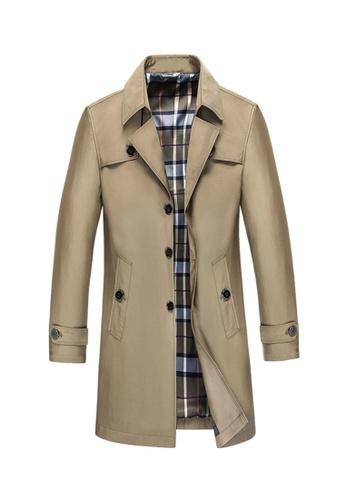 HAPPY FRIDAYS Men's Slim Casual Jacket 88905 FCE3DAAE1330EFGS_1