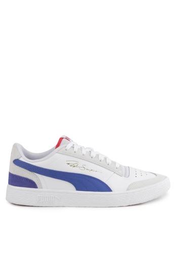 Puma 白色 Puma Sportstyle Prime Ralph Sampson Lo Vintage Shoes E039ASH2B99C98GS_1