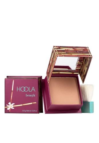 Benefit brown Benefit Hoola Mini 5DAB7BE86164C5GS_1