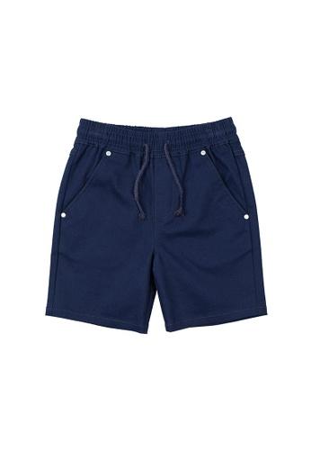 Vauva blue Vauva Boys Nut Blue Shorts F4526KA8D89D30GS_1