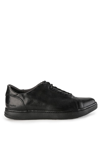 Hush Puppies black Hush Puppies Rocco PT Lace Up In Black 976BCSH669CDCFGS_1