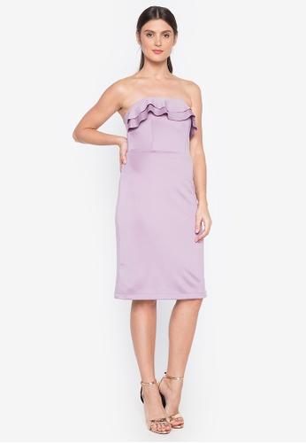 Tantease purple Silva Cocktail Dress CD0BEAA72FC106GS_1