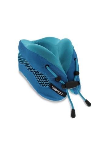 Cabeau blue Cabeau Evolution Cool Travel Pillow - Blue 94E2CAC2190474GS_1
