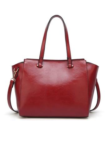 Lara red Women Synthetic Crossbody Shoulder Bag 99175AC7807A0DGS_1
