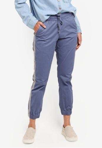 Cotton On blue The Cuffed Chino Pants B0D5DAA2FC514FGS_1