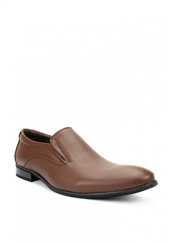 Cardam's Lifestyle brown Cardams Men's Junrey Formal Shoes A5030SHEB16BA9GS_1