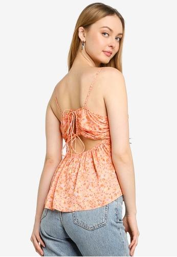Cotton On multi Molly Tie Back Cami F3E87AA72CBDA3GS_1