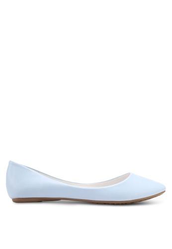 BETSY blue Ballerinas 3EFE9SH6E270BAGS_1