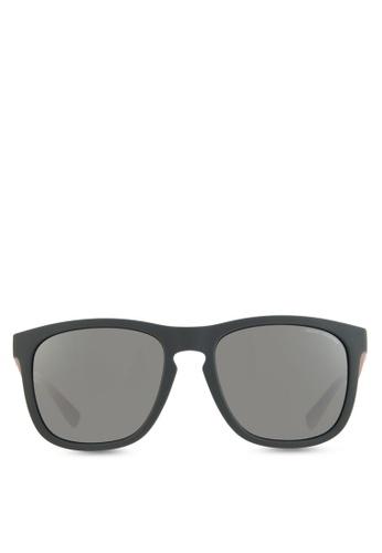 Armani Exchange grey Urban Attitude AX4058SF Sunglasses AR162GL38QNPMY_1
