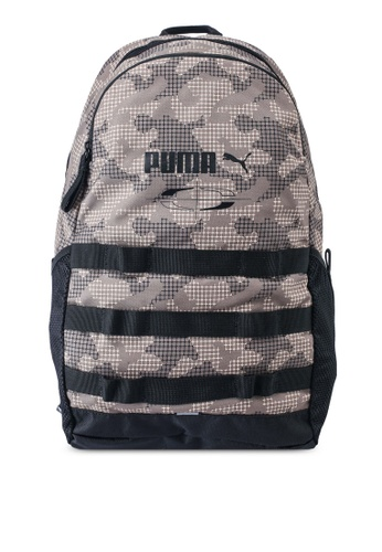PUMA beige Style Backpack F8545AC608DE0FGS_1