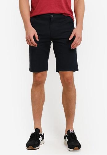 High Cultured navy Casual Shorts HI002AA0S1VSMY_1