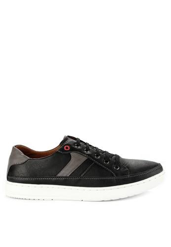Rocklander black Rocklander Sneakers RO753SH0UU9LID_1