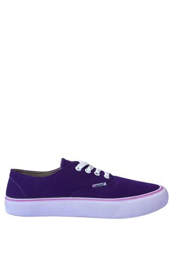 Kenz purple Kenz Classic Girl - Ungu KE298SH38KBPID 1 d6cf4f994d