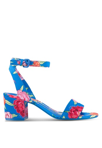 ALDO blue Lolla Heeled Sandals B6E32SH2AA5DD8GS_1