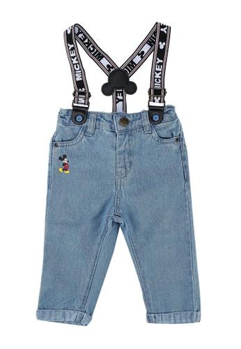 FOX Kids & Baby blue Baby Boys Jeans 41563KA46A919DGS_1