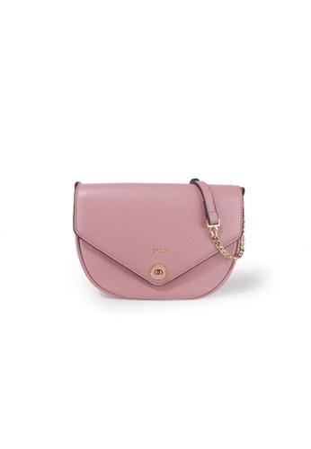 Esfolar pink Esfolar Crossbody Bag (EA190007) 0E291AC676EDD6GS_1