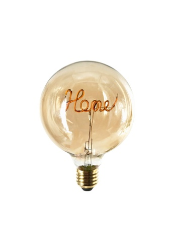 Klosh KLOSH Zogi Mula LED Word Bulb - Home (Bulb only) 3AFB4ESC75D657GS_1