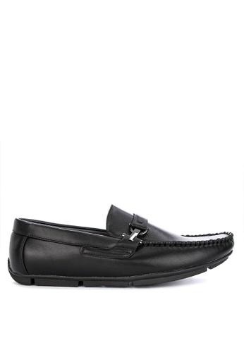 Wade black Driving Shoes 52EC3SHA6C9191GS_1