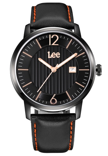 Lee black Lee Metropolitan Gent Collection LE145AC29HXISG_1