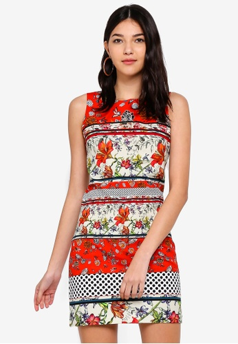 Desigual red Karin Dress 88E37AA89E5362GS_1