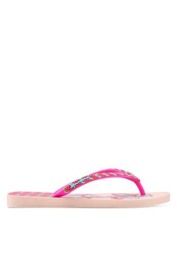 Ipanema pink Ipanema Fashion Flip Flops IP362SH0ST5XMY_1