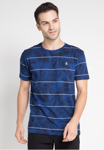X8 blue Andres T-Shirts 8F68EAA350F8ADGS_1