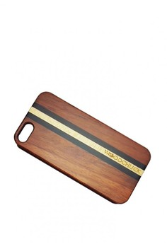 Red Oak Wooden Phone Case for iPhone 6 Plus