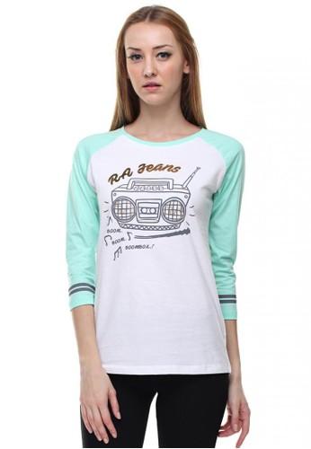 RA Jeans Ladies Radio