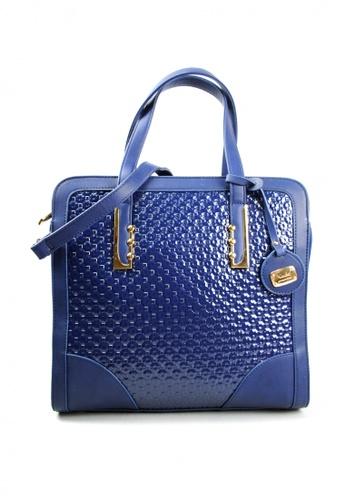 Kimbel International blue HGZ28080 Handbag with Sling KI262AC0JG9SPH_1