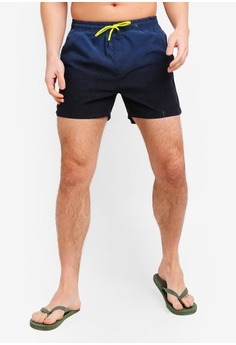 ec0d6ecf00 Factorie multi and navy Swim Shorts 13A53AABFCC811GS 1