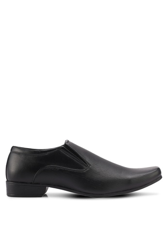 Bata black Ace Dress Shoes C81D6SHD8D0D9BGS_1